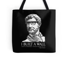 Hipster Hadrian Tote Bag