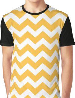 Thanksgiving seamless Chevron pattern Graphic T-Shirt
