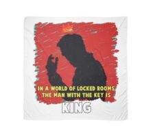 The Key King BBC Sherlock Moriaty Scarf