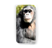 Teenage Chimpanzee Samsung Galaxy Case/Skin