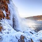 The Faxi waterfall by Svetlana Sewell