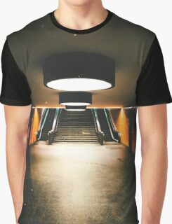 S-Bahn Station Messe Nord/ICC (Berlin) I Graphic T-Shirt