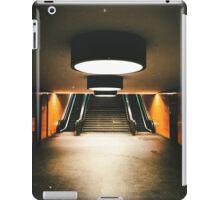 S-Bahn Station Messe Nord/ICC (Berlin) I iPad Case/Skin