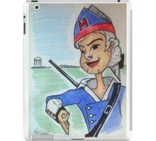Marion Patriots  iPad Case/Skin