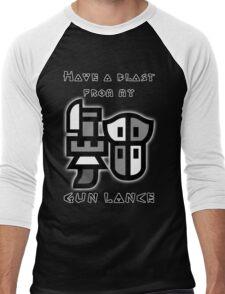 Monster Hunter Gunlance Men's Baseball ¾ T-Shirt