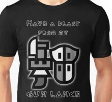 Monster Hunter Gunlance Unisex T-Shirt