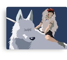 Princess Mononoke Canvas Print