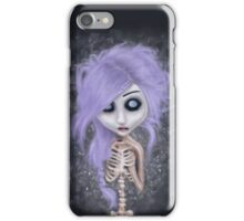 becoming melancholy iPhone Case/Skin