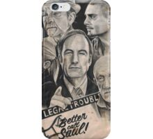 Better Call Saul Caffeine Shock iPhone Case/Skin