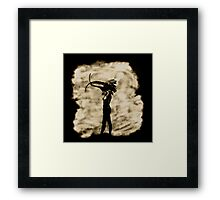 DM : Walking In My Shoes -2- Framed Print