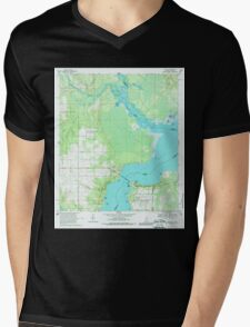 USGS TOPO Map Alabama AL Lillian 304410 1970 24000 T-Shirt