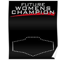 Future Womens Champ Poster
