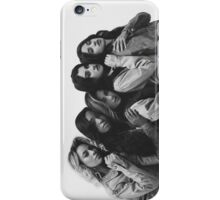Fifth Harmony B&W billboard issue  iPhone Case/Skin