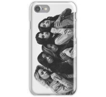 Fifth Harmony B&W billboard issue  iPhone Case/Skin