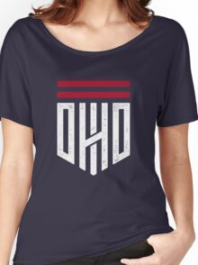 Ohio Shield Women's Relaxed Fit T-Shirt