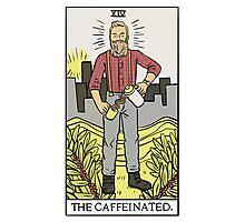 Modern Tarot - The Caffeinated Photographic Print