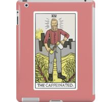 Modern Tarot - The Caffeinated iPad Case/Skin