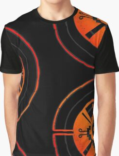 Good Vibes! Abstract Geometry Cool Design Graphic T-Shirt