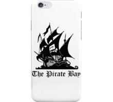 pirate bay logo iPhone Case/Skin