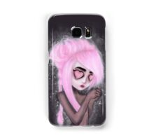 eyes and heart all empty Samsung Galaxy Case/Skin