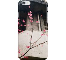 Flower Buds Decorative Shirt. iPhone Case/Skin