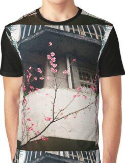 Flower Buds Decorative Shirt. Graphic T-Shirt