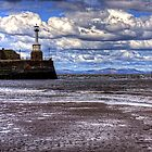 Maryport Lighthouse by Tom Gomez