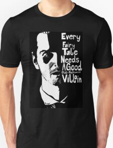 Good old fashioned villian Unisex T-Shirt