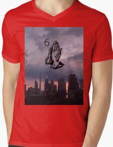 Views - Facing West Mens V-Neck T-Shirt