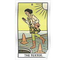 Modern Tarot - The Texter Poster