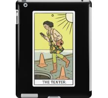 Modern Tarot - The Texter iPad Case/Skin
