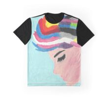 Show Your Stripes Graphic T-Shirt