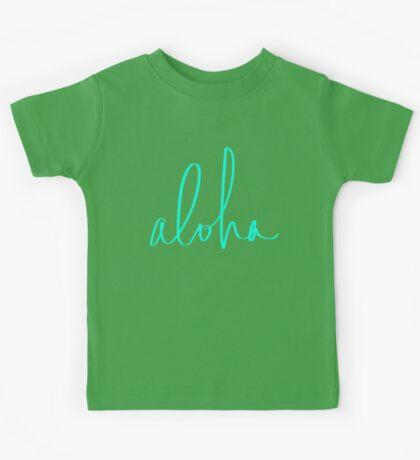 Aloha Kids Tee