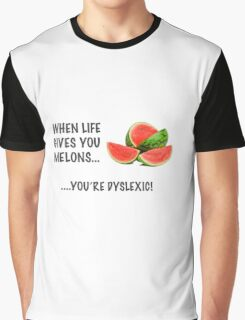 Melons! Graphic T-Shirt