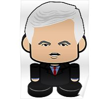 Newt Gingrich Politico'bot Toy Robot 1.0 Poster