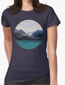 Alaska Wilderness Womens Fitted T-Shirt