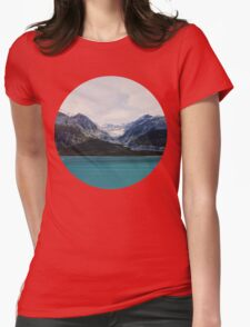 Alaska Wilderness Womens Fitted T-Shirt