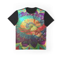 I'd rather be a hummingbird caged in your psychedelic heart Graphic T-Shirt