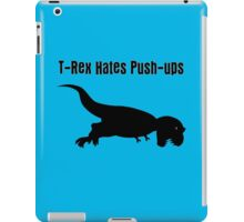 Ouch! Fat Buster T-Shirt iPad Case/Skin