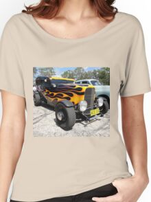 Hot Rod, Catalina Festival, Australia 2015 Women's Relaxed Fit T-Shirt