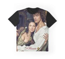 The Frasers/Jamie & Claire Graphic T-Shirt