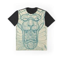 Prague - Face on the door Graphic T-Shirt