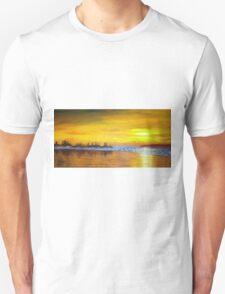 Chesterman Beach. Tofino Unisex T-Shirt