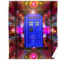 TARDIS IN THE EYE OF ORION 1 Poster
