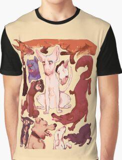 Dog Box Graphic T-Shirt