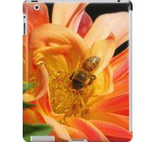 Golden Nectar iPad Case/Skin