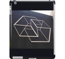 Disappeared - Escher Sculpture, Sydney, Australia 2007 iPad Case/Skin