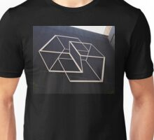 Disappeared - Escher Sculpture, Sydney, Australia 2007 Unisex T-Shirt