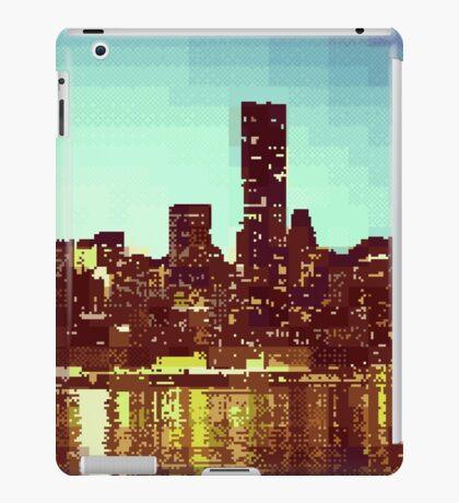 Bit City iPad Case/Skin