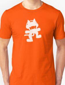 Monstercat   Logo   Black Background   High Quality!  Unisex T-Shirt